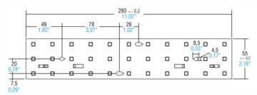SM280/55P33 - 128023/850P - TCI