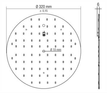 RM320R72 - 128081/850S - TCI