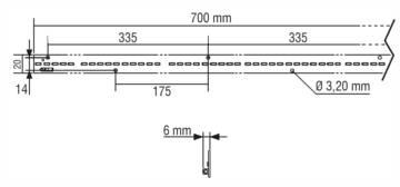 LM700/20E40 - 128304/830H - TCI