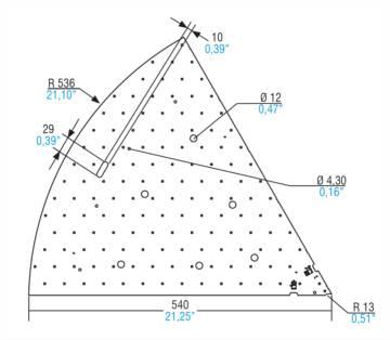 RM1072E140 - 128343/830H - TCI