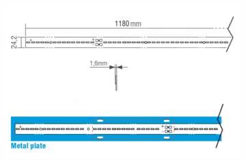 LM1180/24P75 - 128403/840P - TCI