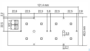 SLM121/50H8 - 128498/750M - TCI