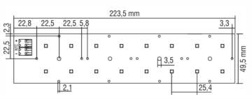 SLM224/50H16 - 128500/740M - TCI