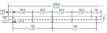 LM560/20E64 - 128625/840H - TCI