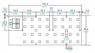 SLM121/50Y32 - 128734/830V - TCI