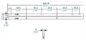 LM559/22E96 - 128798/8T3W - TCI