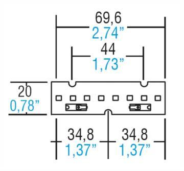 LM70/20E8 - 128900/840H - TCI