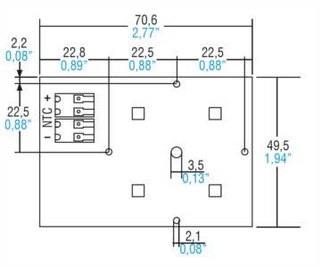 SLM70/50G4 - 128901/750AN - TCI