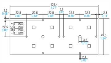 SLM121/50G8 - 128902/727AN - TCI