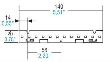 LM140/20E12 - 128981/840H - TCI