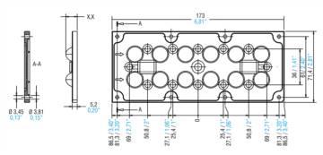 6x2 HIGH BAY - 468780325 - TCI
