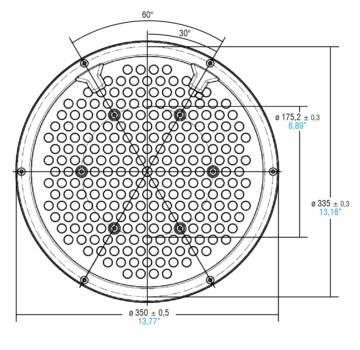 CLUSTER OTTICO D350 - 468780118 - TCI