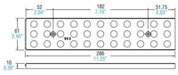 LINEA BOXED 33 LED - 468780145A - TCI
