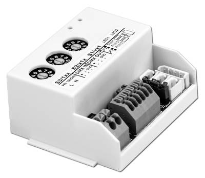 BMU DMX INTERFACE - 122066 - TCI