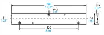 LINEA BOXED 30 LED - 468780211 - TCI