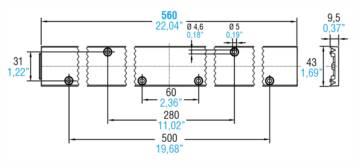 LINEA BOXED 60 LED - 468780219 - TCI
