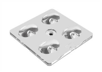 2x2 OPTICAL MODULES STREET - HIGH BAY - 468780059 - TCI