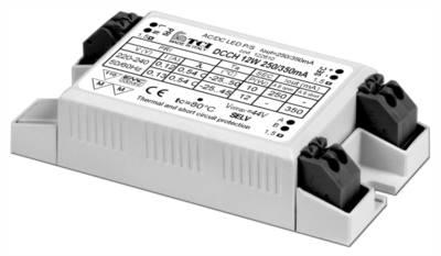 DCCH 12W 250/350mA - 122610BIS - TCI