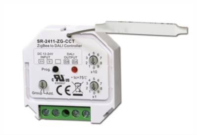 ZIGBEE 3.0 TO DALI DT8 TW CONTROLLER - 181204 - TCI