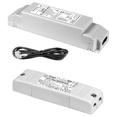 DC 120W 24V VSTR + DCC DALI INTERFACE + SYNC CABLE - 122730 + 122099 + 485720518 - TCI