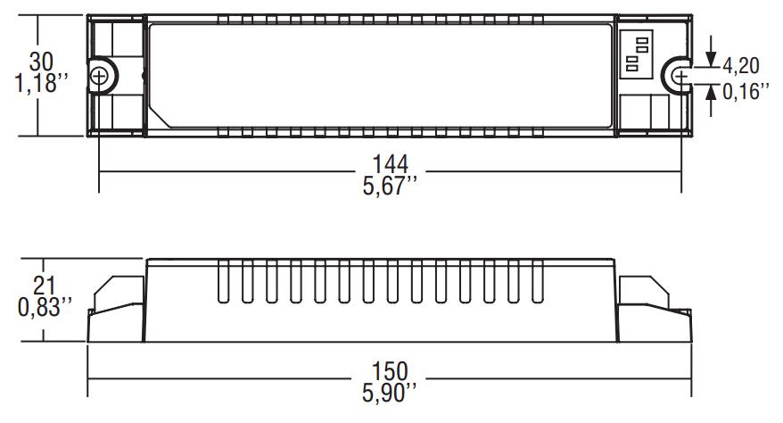 ATON PRO 30/350-725 BI - 127683 - TCI