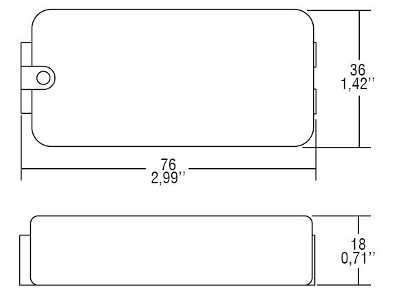 DC 10W 28V LS - 122158 - TCI