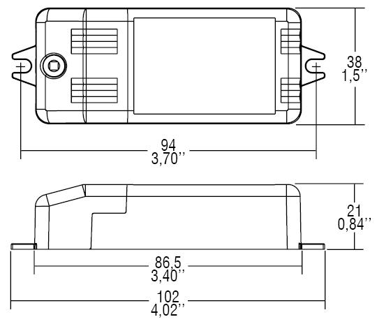 MICRO MD 350 - 127040 - TCI