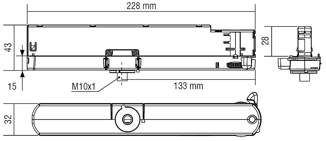 GA CASAMBI GREY - 127635 - TCI