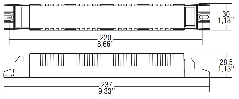 RUS 50/350 SLIM - 126112 - TCI