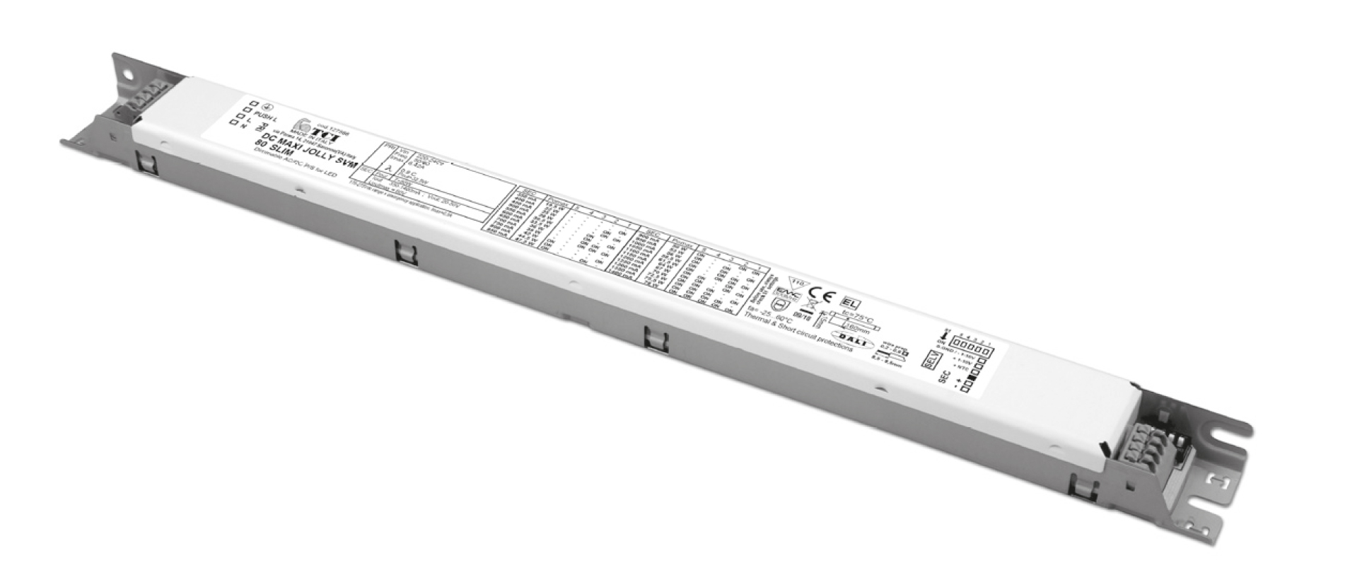 dc maxi jolly svm 80 slim  127567   u2013 led drivers  u2013 tci